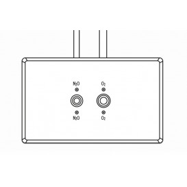 Wall Outlet Station