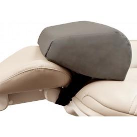 Low Profile Patient Pillow - Grey