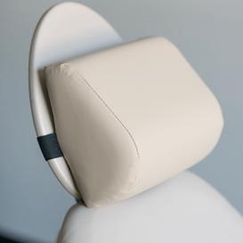 Low Profile Patient Pillow - Beige