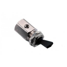 Toggle Valve 3 Way With Exhaust