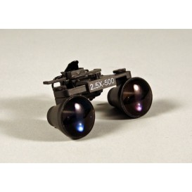 3.0x Galilean Clip-on Loupes, 500mm
